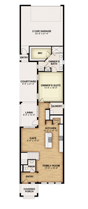 RockWell Homes -  Fitzgerald First Floor