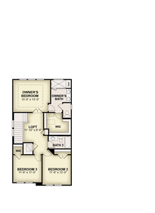 RockWell Homes -  Whitman Second Floor