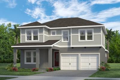 RockWell Homes -  Eliot Prairie Elevation