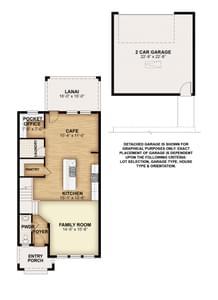 RockWell Homes -  15080 LeBeau Loop, Winter Garden, FL 34787