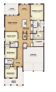 RockWell Homes -  14925 LeBeau Loop, Winter Garden, FL 34787
