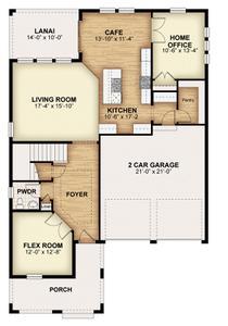 RockWell Homes -  14931 LeBeau Loop, Winter Garden, FL 34787
