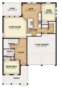 RockWell Homes -  14907 LeBeau Loop, Winter Garden, FL 34787