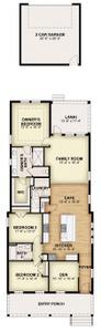 RockWell Homes -  1126 Civitas Way, Winter Garden, FL 34787